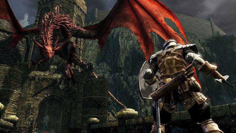 Dark Souls Remastered - Promo Image