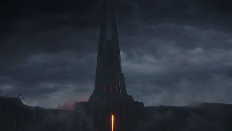 Darth Vader's Castle