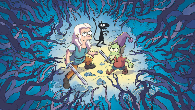Disenchantment Hero