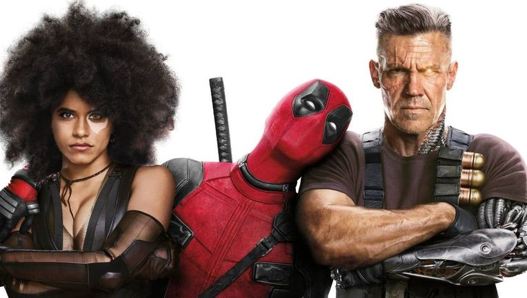 Deadpool 2, Domino and Cable