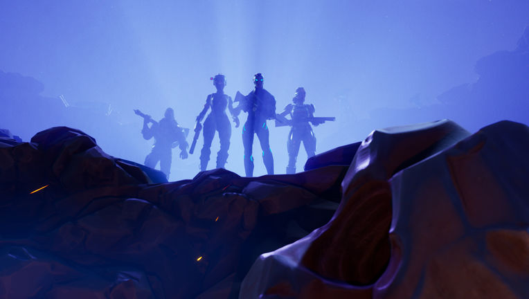 Fortnite - Meteor, Season 4
