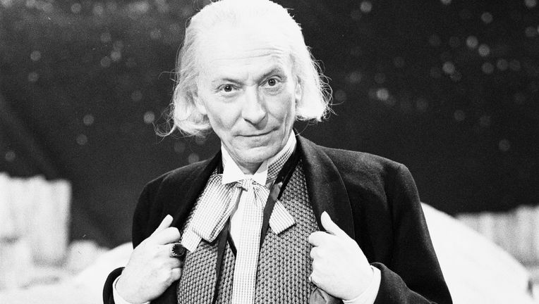 Doctor Who William Hartnell Getty Image 593097394