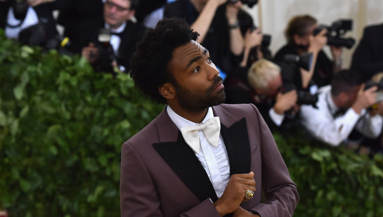Donald Glover Met