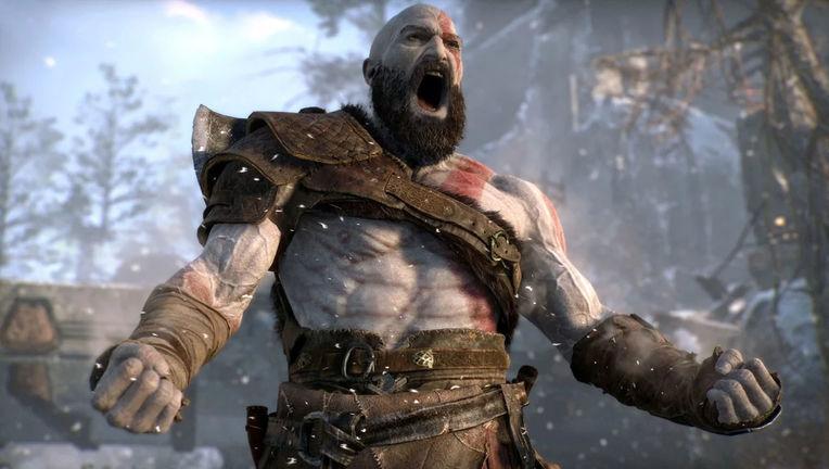 God of War Hero image