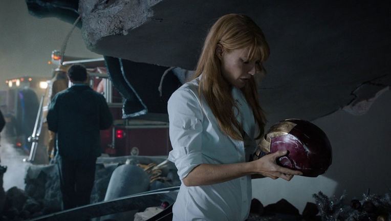 Gwyneth Paltrow in Iron Man 3