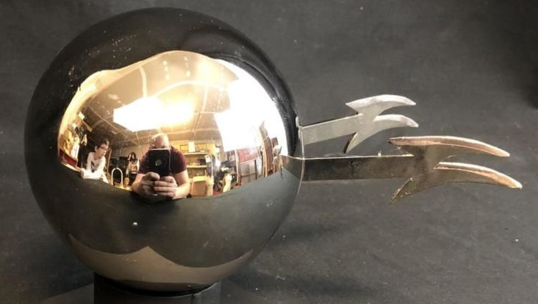 Deadly Flying Sphere from Phantasm III: Lord of the Dead