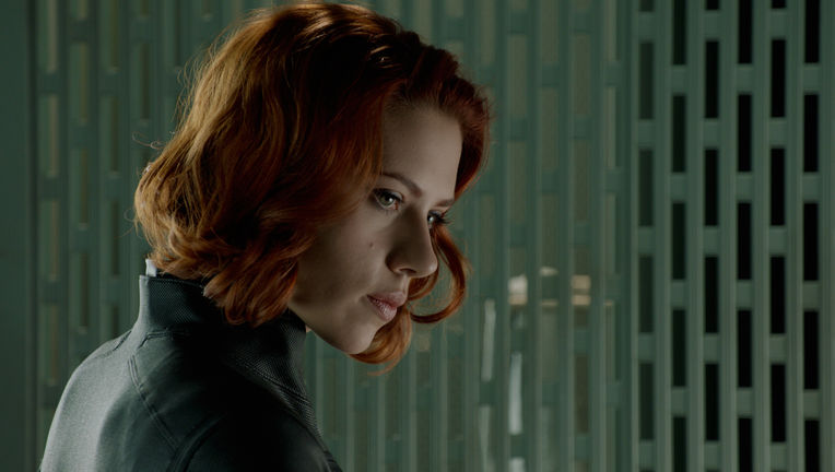 Natasha Romanoff, Black Widow