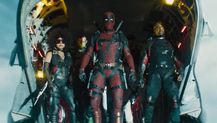Deadpool 2 cast