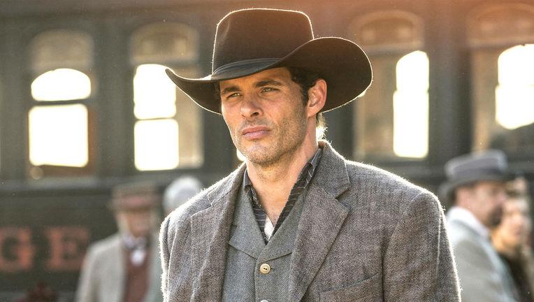 James Marsden in Westworld