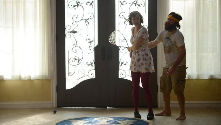 Last Man on Earth- Will Forte and Kristen Schaal