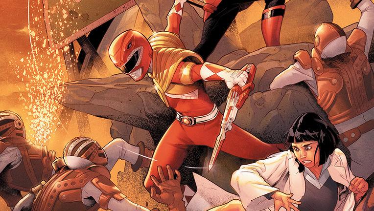 Mighty Morphin Power Rangers #27 Hero