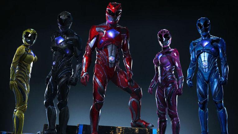 Power Rangers Hero