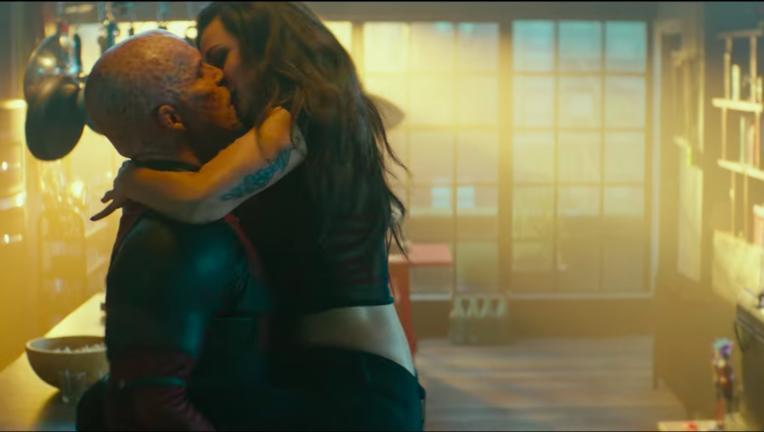 Deadpool 2 music video
