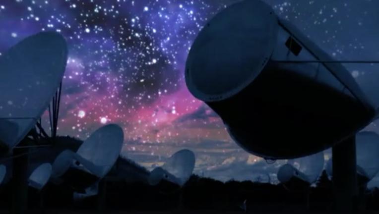 the SETI Institute's Allen Telescope Array