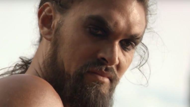 Khal Drogo from Game of Thrones