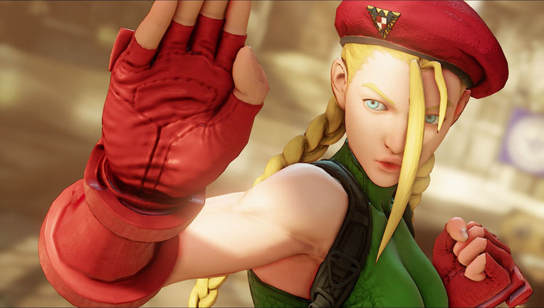 Street Fighter - Cammy