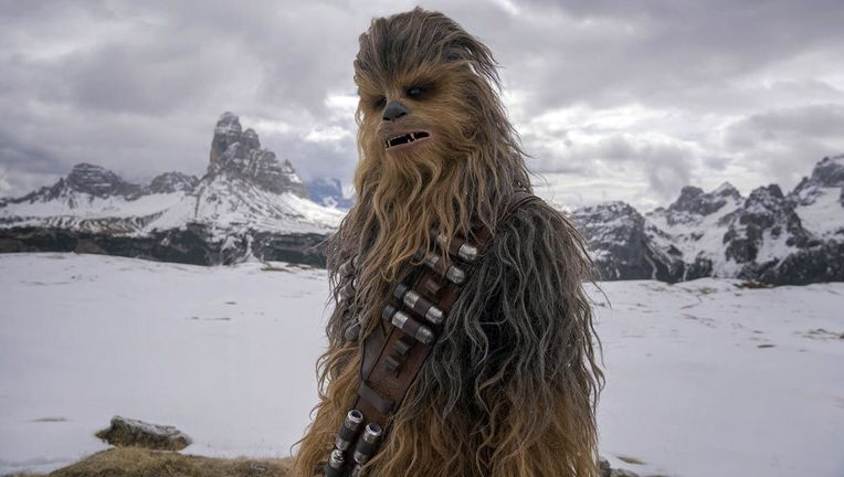 Solo: A Star Wars Story Chewbacca hero