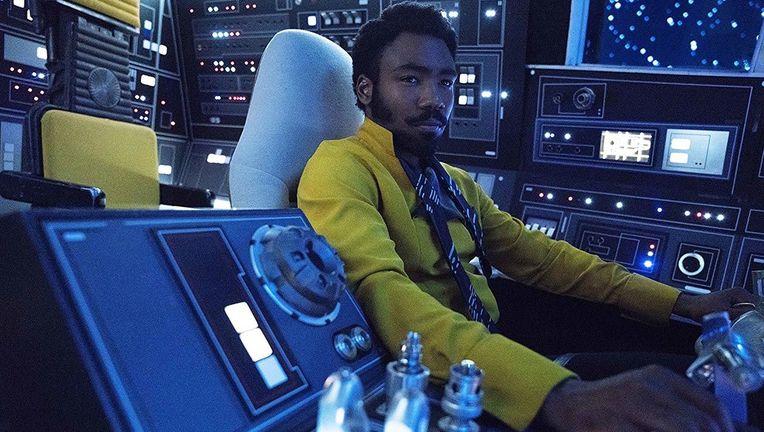 Solo A Star Wars Story Lando pilot hero