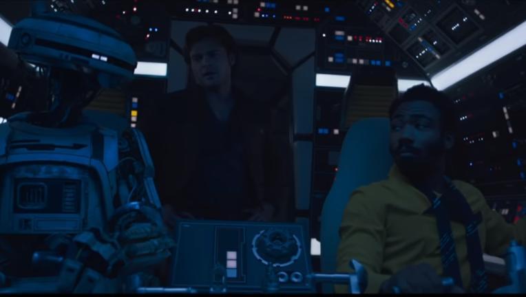 Solo: A Star Wars Story, L3-37, Lando