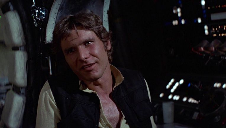 Han Solo, Star Wars: A New Hope