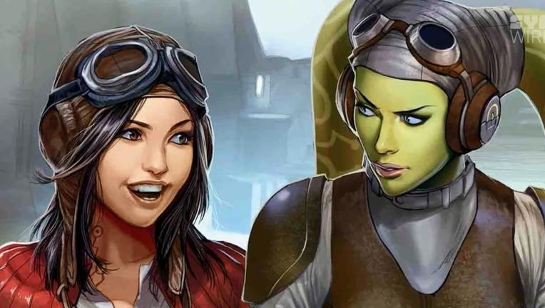 Star Wars Doctor Aphra, Hera Syndulla SYFY WIRE Screengrab.png