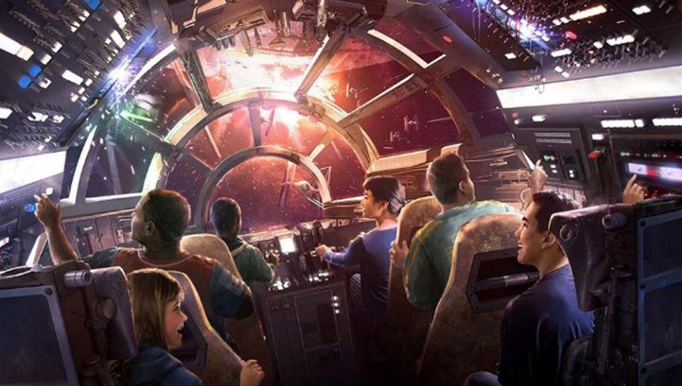 Star Wars Galaxy's Edge Hero