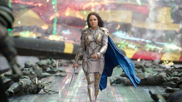 Thor Ragnarok Valkyrie