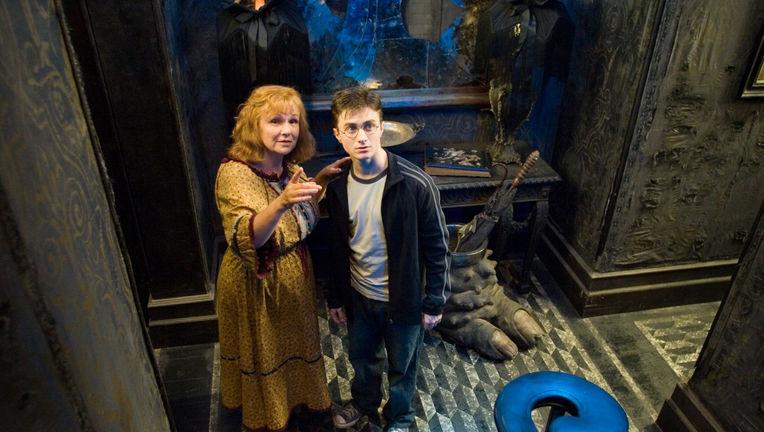 Molly Weasley, Harry Potter