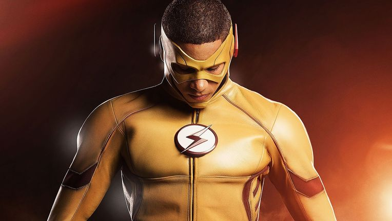 The Flash, Kid Flash