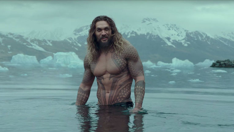 Aquaman Movie DC Comics