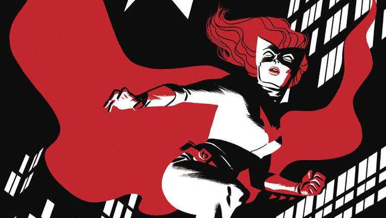 Batwoman header