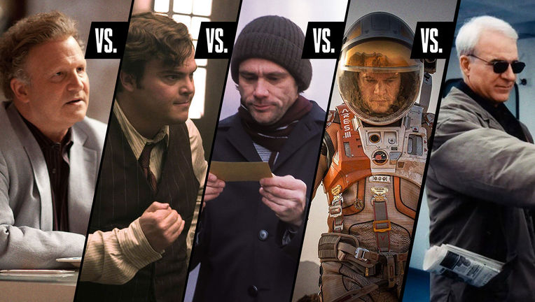 Debate Club: Best Comedic Actor in a Dramatic Role