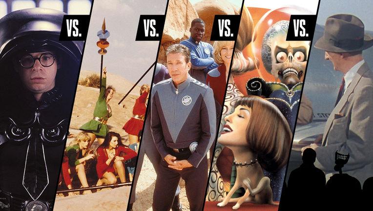 Debate Club: Funniest sci-fi spoofs