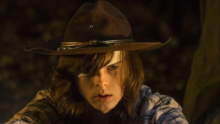 Carl-The-Walking-Dead