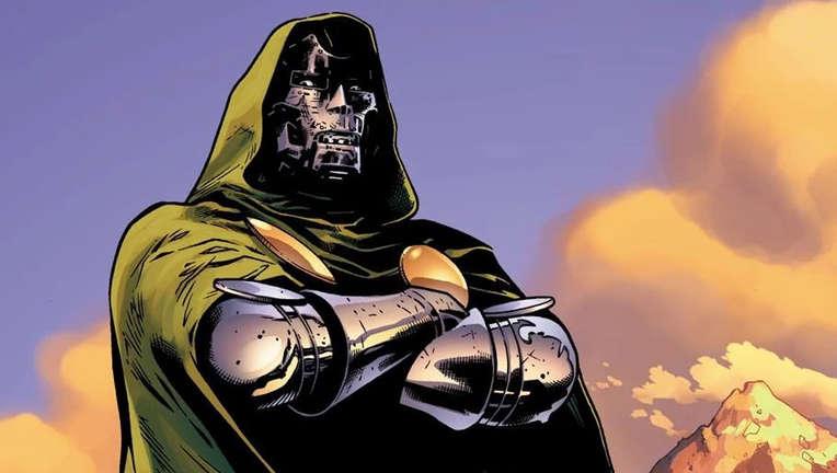 Doctor Doom Hero
