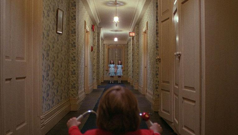 The Shining, Hallway, Stanley Hotel