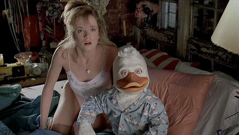 Howard the Duck Lea Thompson