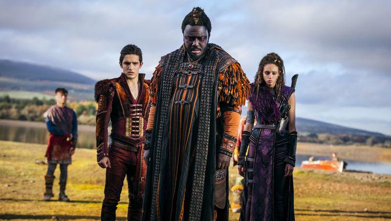 Into the Badlands 306, MK Nix and Pilgrim