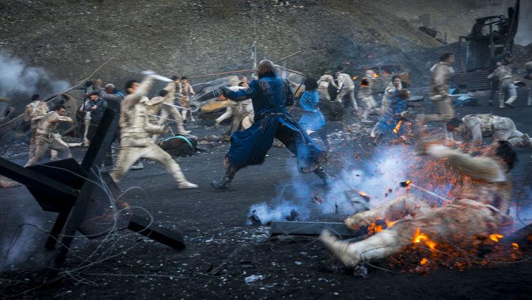 Into the Badlands 308, War