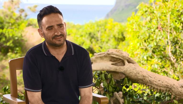 Jurassic World Fallen Kingdom JA Bayona Interview SYFY WIRE Screengrab