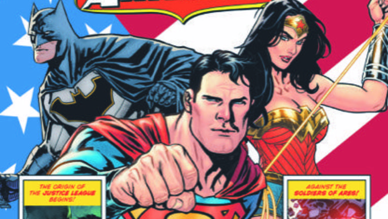 Justice League of America Giant 1