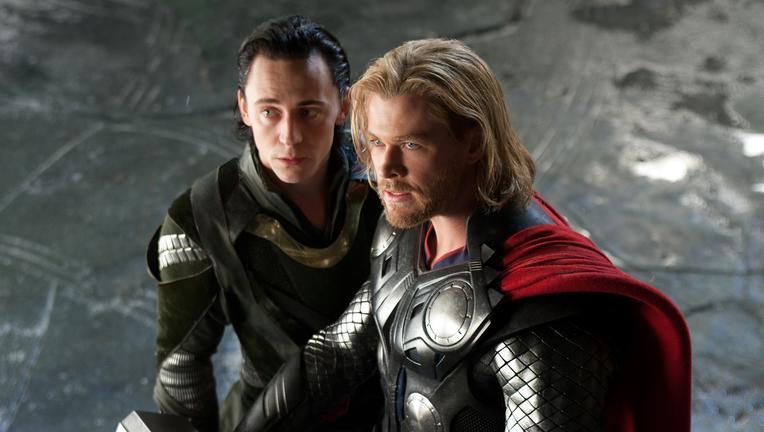 Loki and Thor (2011)