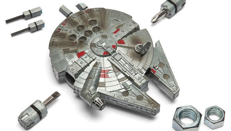 Millennium Falcon Multi Tool Kit Think Geek