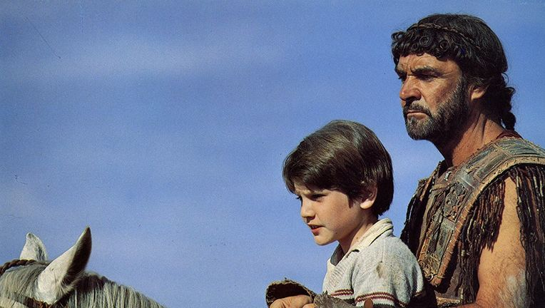 Time Bandits, Sean Connery
