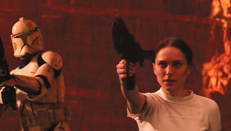 Padme Attack of the Clones