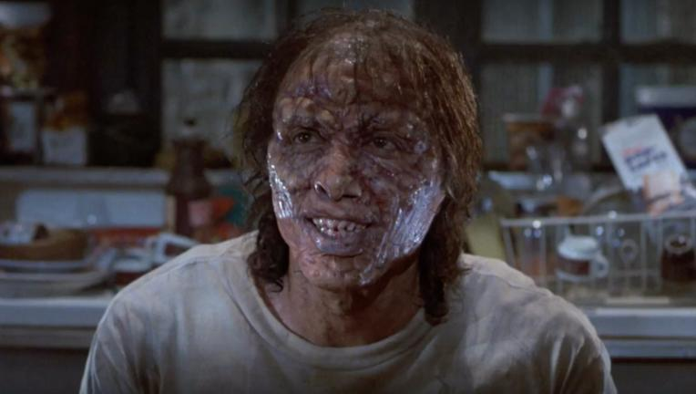 Jeff Goldblum in The Fly