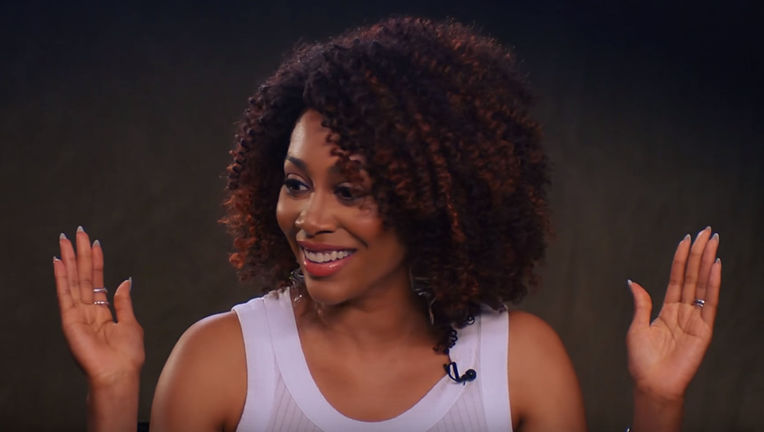 Simone Missick extended Luke Cage season 2 interview