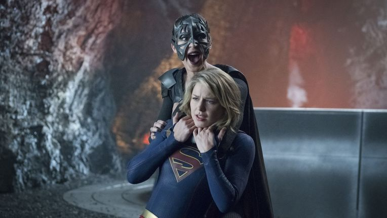 Supergirl Season 3 Finale Reign and Kara