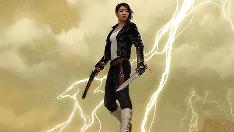 Trail of Lightning hero