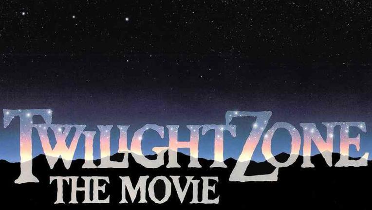 Twilight Zone Movie Logo